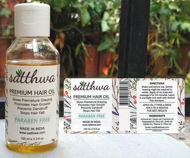 Satthwa new label design
